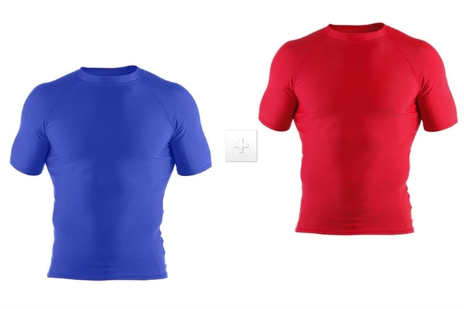 Clinch Gear Rashguard 2 Pack